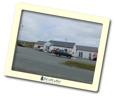 Uig Community Cooperative - the local shop
